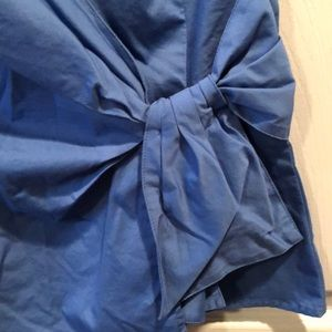 New York & Company Tops - New York & Co Blue Blouse